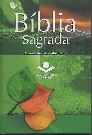 BÍBLIA MISSIONÁRIA TRADICIONAL - PEQUENA CDURA