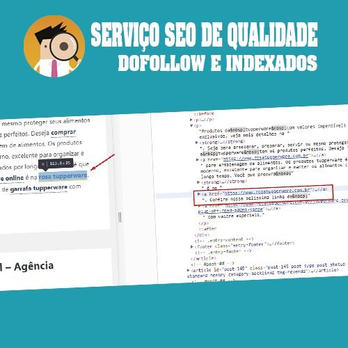 Comprar 20 Backlinks Dofollow Em Sites Com Da50