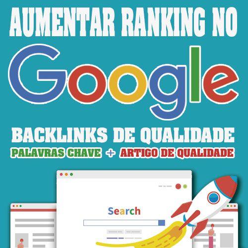 Serviço Colocar Site No Google - Serviço SEO