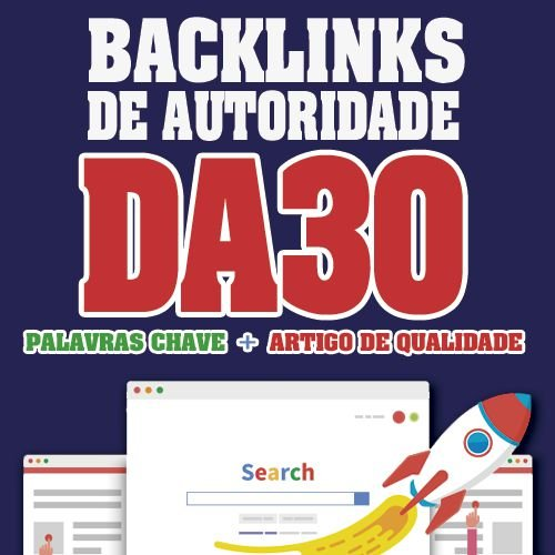 10 Backlinks Dofollow Em Sites Da30