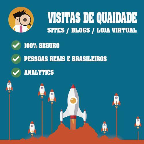 Comprar 4.000 Visitas Únicas em Site ou Blog
