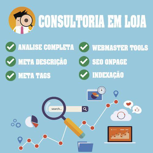 Otimização de Sites - Configuração de Loja Virtual