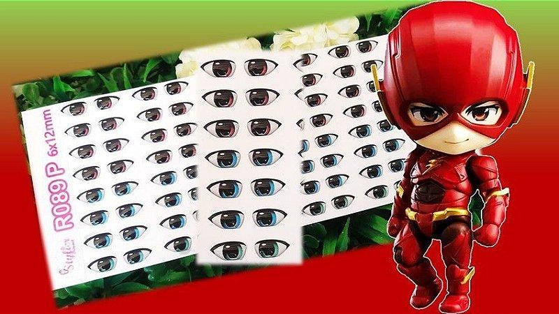 Olhos Resinados R089 Nendoroid - Stylier
