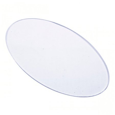 Base Acrílica Oval 10x6 cm - Russo Art