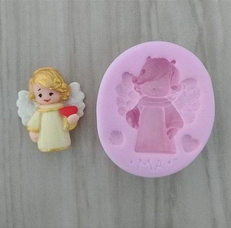 Molde Anjo Cute - Marcela Arteira