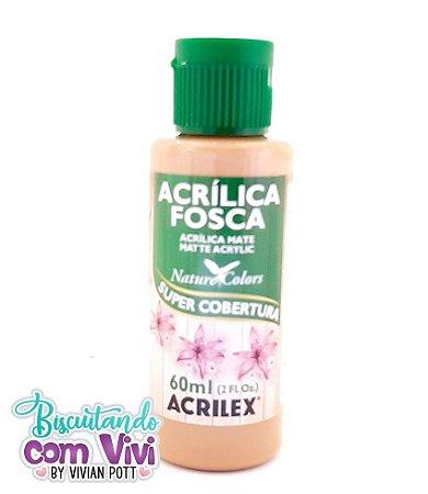 Tinta Acrílica Fosca Acrilex - Caramelo
