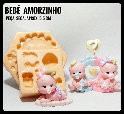 Molde Bebê Amorzinho - Ateliê do Molde