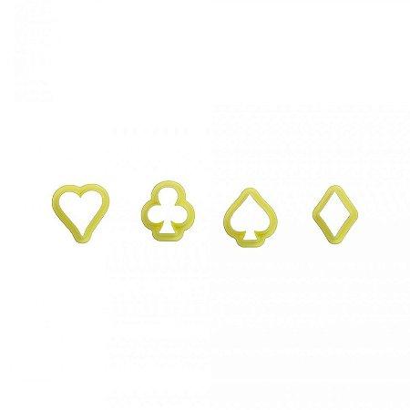 Cortador Kit Naipes - Blue Star