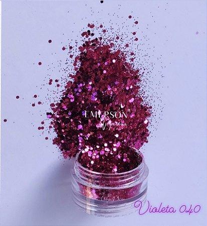 Glitter 040 - Violeta