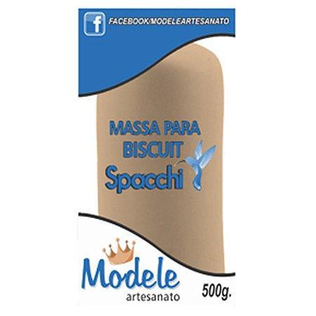 Massa Modele 500g - Pele Morena