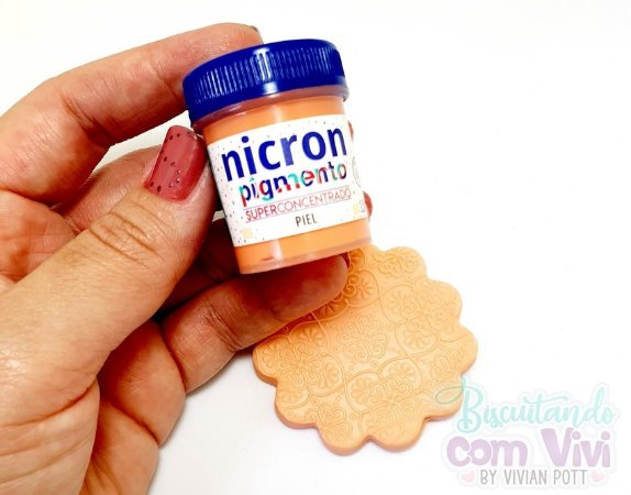 Pigmento Concentrado Nicron - Piel (Pele Clara)