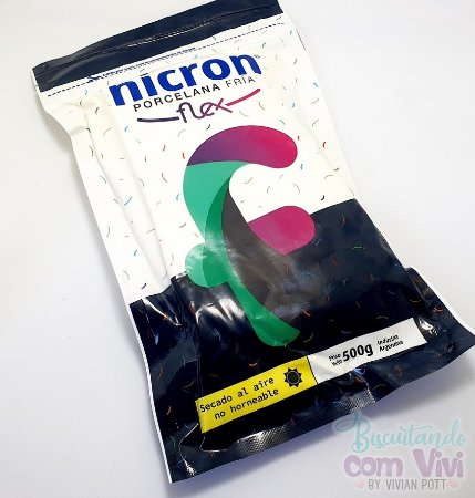 Massa Nicron Flex - 500g