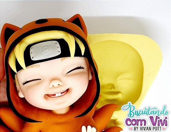 Molde Cabeça Doll Sorrisinho - BCV