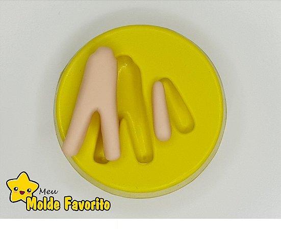 Molde Corpo Toy Vivi Pott - BCV