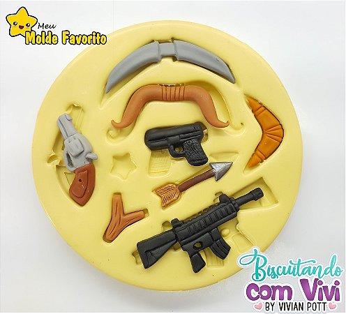Molde Armas - Tam G - BCV