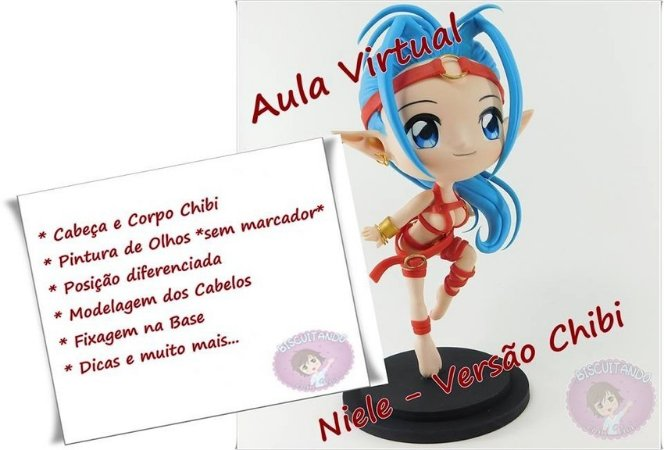 Aula Virtual Niele - Versão Chibi