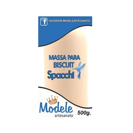 Massa Modele 500g - Pêssego