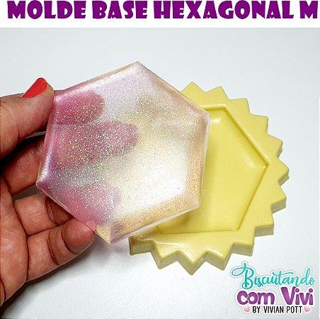 Molde Base Hexagonal - BCV