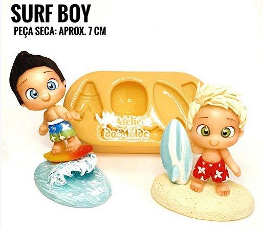 Molde Surf Boy - Ateliê do Molde