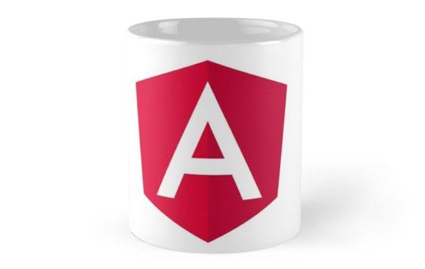 Caneca ceramica Angular.js