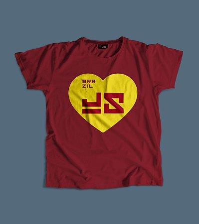 Camiseta BrazilJS Chapolin