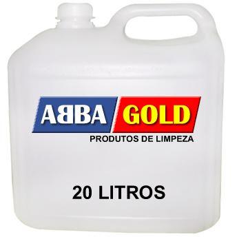 Desinfetante ABBA GOLD Supremo - 20 litros