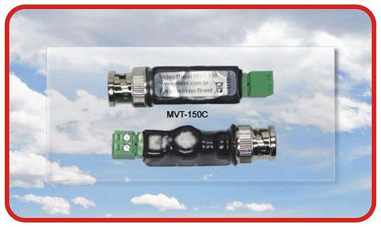 MVT-150C Conversor de Vídeo passivo UTP, CVBS e HD.