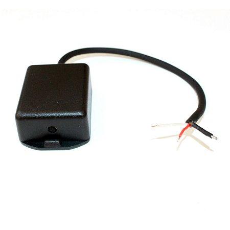 MIC-226 Microfone para CFTV com controle automático de ganho.