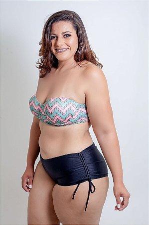 Tanga Shortinho Lisa Plus Size