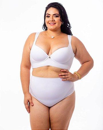 Sutiã Sofia Branco Plus Size
