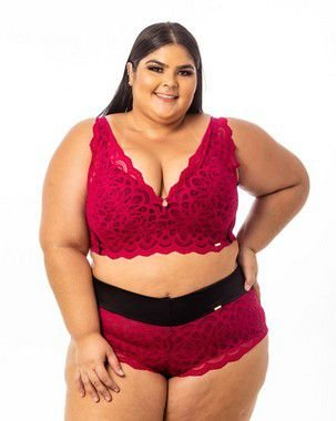 TOP CROPED SISSIA PLUS SIZE