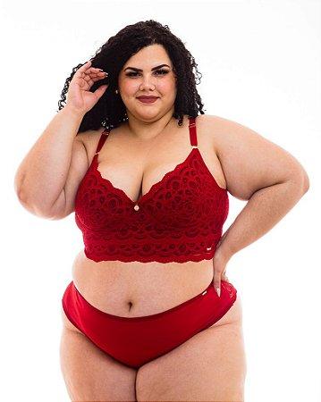 Croped Isadora Divino Plus Size