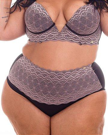 Calcinha Hotpants Olivia Plus Size