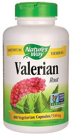 Valeriana 530mg   180 Cápsulas - Nature's Way