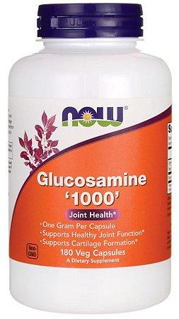 Glucosamina 1000mg | 180 Cápsulas - Now