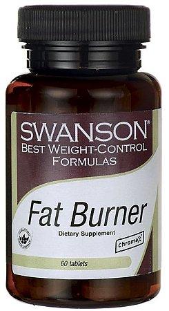 Fat Burner (Garcinia cambogia, cromo, vitamina B-6 e outros) | 60 tablets - Swanson