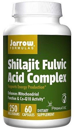 Shilajit Fulvic Acid Complex 250mg | 60 Cápsulas - Jarrow