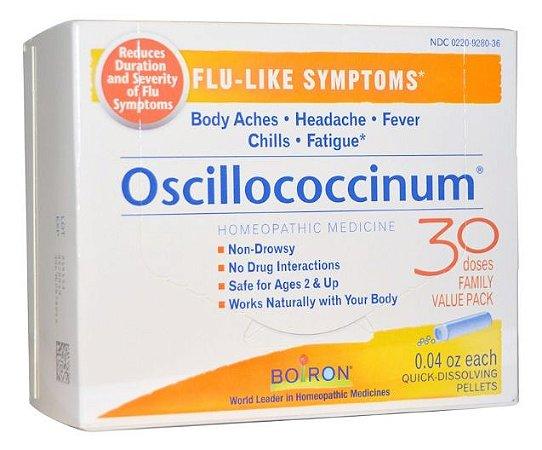 Oscillococcinum (Sintomas típicos da gripe) IMPORTADO | 30 doses - Boiron