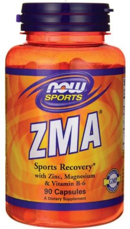 ZMA Sport Recovery | 90 Cápsulas - Now
