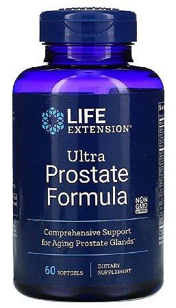 Ultra Prostate Formula | 60 Softgels - LifeExtension