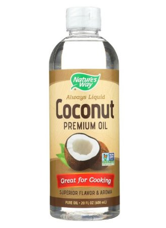 Coconut Premium Oil (Óleo Premium de Côco) | 600ml - Nature's Way