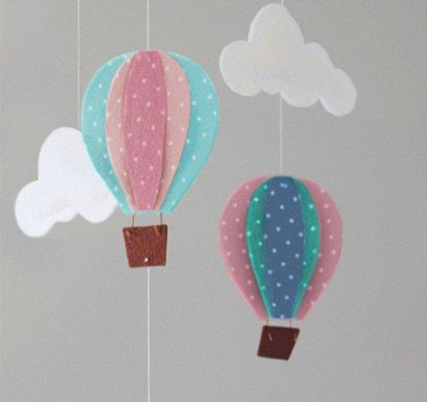 Balão Personalizado Rosa