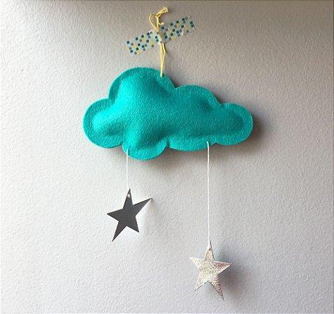 Mini Nuvem Star Turquoise