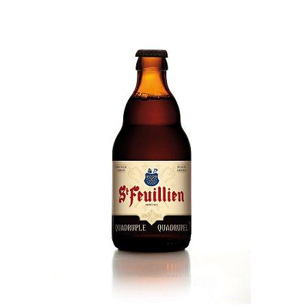 St Feuillien Quadrupel  330ml