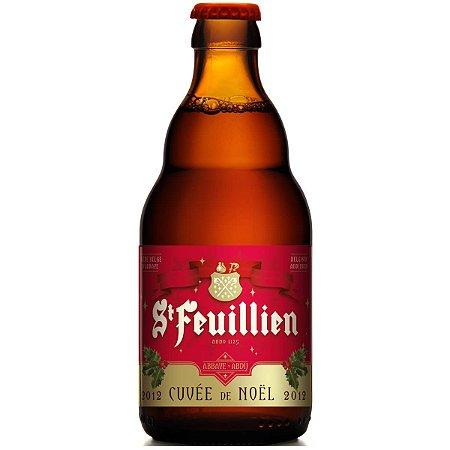 Cerveja Belga Sr Feuillien Cuvee Noel