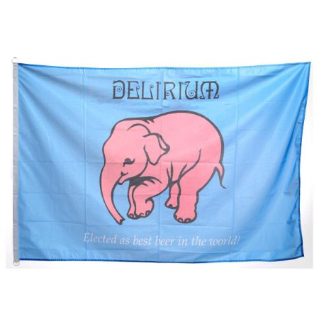 Bandeira Belga Delirium Tremens