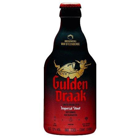 Gulden Draak Imperial Stout 330ml Edição Limitada