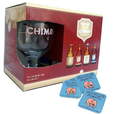 Kit Chimay 330ml