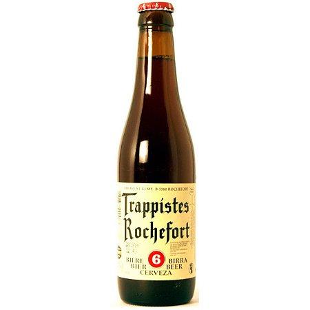 Rochefort 6 330ml  c/ Rotulo Rasgado