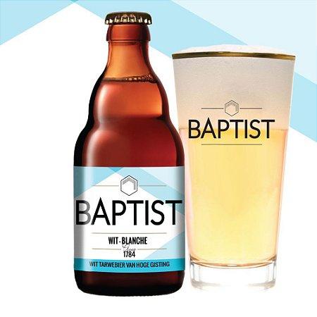 Cerveja Wit Baptist